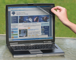 NuShield DayVue Films for Outdoor Laptop Use