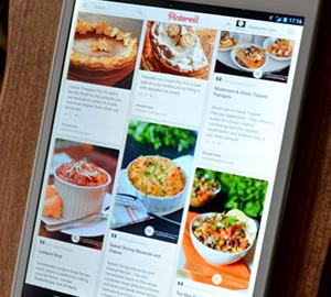 digital menus