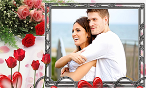 Use NuShield Triple A Anti-glare films on devices when creating Valentine photo frames on your devices