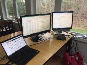 Screen Glare When Working From Home